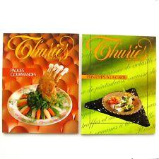 Lot de 2 revues THURIES MAGAZINE n°27 et 48 - Cuisine de Pâques et Printemps