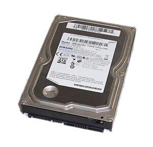 "Samsung HD161GJ 160Gb 3.5"" Internal SATA Hard Drive"