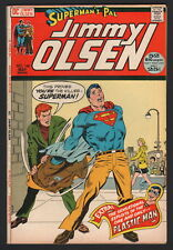 SUPERMAN'S PAL JIMMY OLSEN #149, DC COMICS, 1972, FN CONDITION, PLASTIC MAN