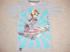 T-shirts et hauts gris pour garçon de 2 à 16 ans