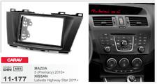 Carav 11-177 2din marco adaptador Mazda 5 Premacy Nissan Lafesta Highway Star