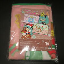 Hatsune MIku and CuteRody Blanket Ver.B Japan VOCALOID TAITO official