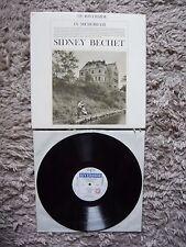 Sidney Bechet In Memoriam Original 1960 Riverside Jazz Vinyl LP EXC