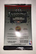 NBA Upper Deck 1992/93 High Series Jumbo Pack - Basketball Italy Version Cards