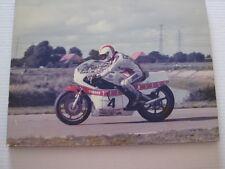 Photo Yamaha TZ750 OW31 1978 #4 Johnny Cecotto (VEN) F750 Assen