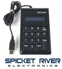 Idtech Idke-534833Bem-T1 Usb SecureKey Encrypted Keypad