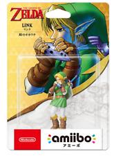NEW Nintendo amiibo Link (The Legend of Zelda: Ocarina of Time) JAPAN import