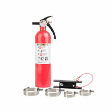 Tusk UTV Fire Extinguisher Kit - Fits: Polaris RZR XP TURBO LE 2019