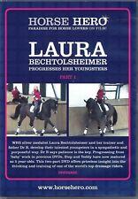 HORSE DRESSAGE DVD D215 Laura Bechtolsheimer Progresses Her Youngsters Part 1