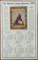 The Mother's Union Almanac, 1947