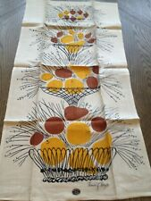 Vintage Linens and Textiles Tammis Keefe Dish Towels