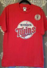 MINNESOTA TWINS MLB T-SHIRT .