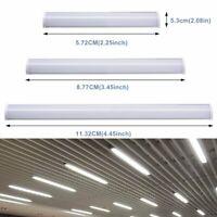4/3/2 FT LED Batten Tube Light Office Garage Basement Shop Ceiling Lamp Daylight