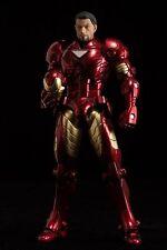 Sentinel Armorize Limited Tony Stark Iron Man Metallic Ver action figure