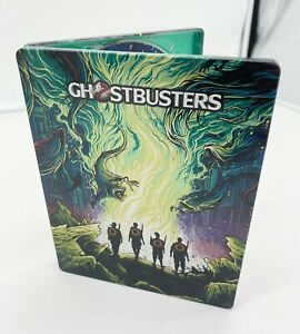 Ghostbusters Answer The Call Special Edition Steelbook