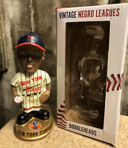 NEW YORK CUBANS Negro Leagues EXCLUSIVE Nodder Bobblehead #/100 NIB!