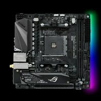 ASUS ROG STRIX B450-I GAMING AMD Socket B450 AM4 Mini-ITX Desktop Motherboard B