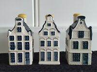 KLM BOLS Häuser 1x GEFÜLLT inklusive Versandkosten - KLM BOLS Dutch Houses