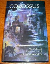 COLOSSUS DONALD WANDREI FEDOGAN BREMER ARKHAM HOUSE H.P. LOVECRAFT