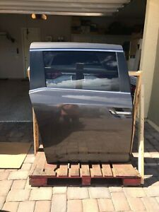 2011-2017 Honda Odyssey Right Rear Sliding Power Door Smokey Topaz Metallic