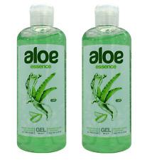 Aloe Vera gel ESSENCE  BIO 250 ML DIET ESTHETIC lot 2 x 250 ML