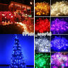 10/20/30/50/100M Fairy String Lights Tree Party Wedding In/Outdoor Decorations