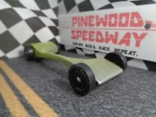 Fast and Good Looking Pinewood Derby Car