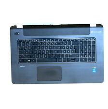 """HP Pavilion 17"""" Topcase Tastatur Touchpad EAY1700701A EAY1700701A3504 QWERTZ DE"""