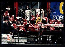 Heinz-Harald Frentzen Foto Original Signiert Formel 1 +G 18639