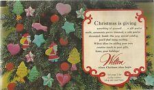 Vintage Wilton Cake Decorating Catalog Christmas
