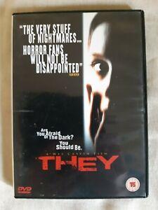 They DVD (2003) Laura Regan, Harmon (DIR)