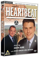 Heartbeat: The Complete Eighth Series DVD (2011) William Simons cert 12 6 discs