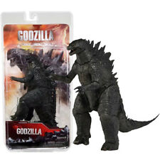 """7' NECA Godzilla 2014 Classic Burzing 12"""" Hand To Tail Action Figures Model Toy"""