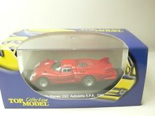 ALFA-ROMEO 33.2 AUTODELTA S.P.A. STREETVERSI 68 TOP MODEL COLLECTION TMC249 1:43