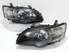 JDM Subaru LEGACY LIBERTY BPE BP5 BL5 STI HID Head Lamp Headlights BLUE 2003-05