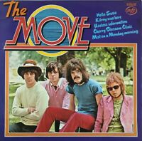 THE MOVE SELF TITLED LP MFP UK PRESSING PRO CLEANED FAST DISPATCH