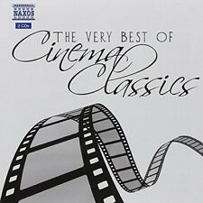 Very Best of Cinema Classics 2 Cds Set - New - Sealed