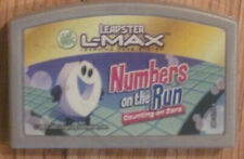Leapster L-Max Numbers on the Run Game Leap Frog Cartridge Only
