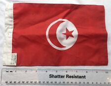 Tunisia Red White Star Crescent Africa Flag Bunting Fabric Small Decorative