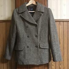 Gap Woman Wool Trench Blazer Size S