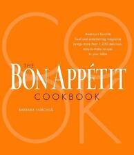 The Bon Appetit Cookbook, Barbara Fairchild, Good Condition, Book