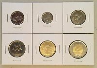 CANADA 2017 New Commemorative set 1867-2017 150th of Canada  (BU From roll)