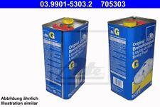 ATE Bremsflüssigkeit 03.9901-5303.2 G DOT 3 Kanne 5 Liter