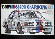 Steal ! TAMIYA 1/24 BMW 635CSi Gr. A  Racing So Rad & Valuable !!