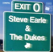 Steve Earle - Exit O [New CD]