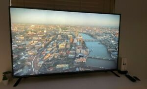 LG 55 inch HD 1080p TV w/ Apple TV 4th gen 32gb w/ Belkin 4k 2.1 UHS HDMI cabl
