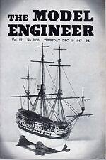 December Model Engineer Weekly Craft Magazines