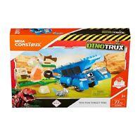 Dinotrux Mega Construx Ton Ton Target Toss Blocks Compatibuild 77 Pieces