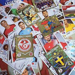 Panini 2018 FIFA WORLD CUP RUSSIA Stickers - Pick Your Quantity. **NEW**