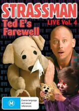 David Strassman - Ted E's Farewell (DVD, 2011) New  Region 4